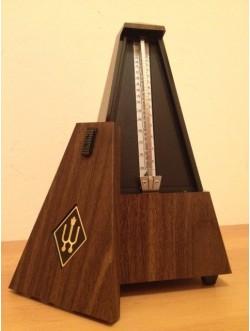 Wittner Piramis metronóm, haranggal, barna