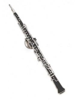 Hangszeres gitár,hárfa,oboa kitűző (VW)
