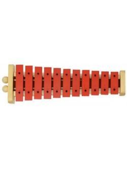 1,5 oktávos xilofon/ harangjáték (847005)