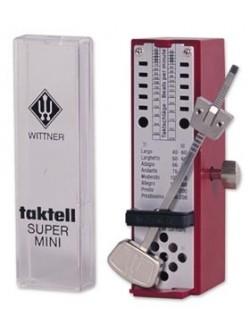 Wittner Super mini metronóm, bordó