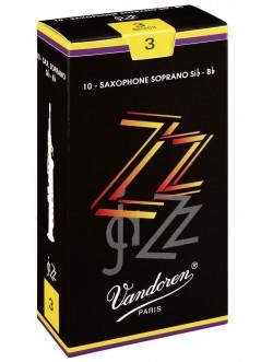 Vandoren Jazz szoprán szaxofon nád 3