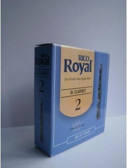 Rico Royal Bb klarinétnád 2,5