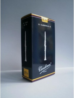 Vandoren Traditional  B klarinét nád 2