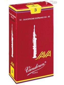 Vandoren Java szoprán szaxofon nád 2,5